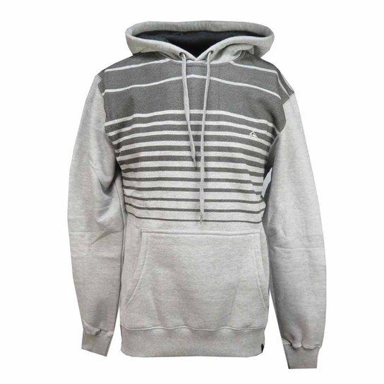 Moletom Quiksilver Especial Strips Masculino - Compre Agora   Netshoes 465406da35