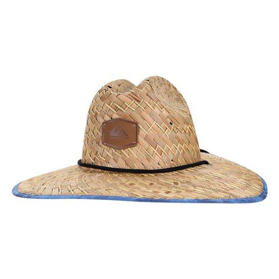 Chapéu de Palha Quiksilver Outsider Masculino - Compre Agora  3a8ccbaae54