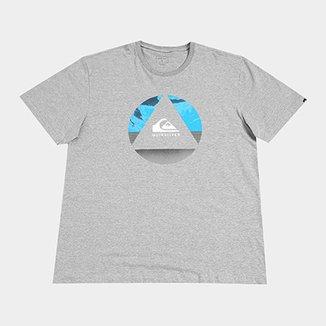 a3f34dd8d9c62 Camiseta Quiksilver Plus Size Fluid Turns Masculina