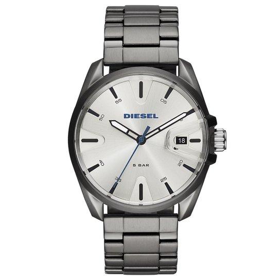 0807d0e060c Relógio Diesel Masculino Ms9 Grafite - DZ1864 1CN DZ1864 1CN - Cinza ...