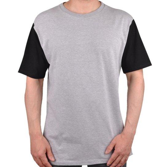 Camiseta Dc Especial Core Masculina - Cinza - Compre Agora  c844d2d098f