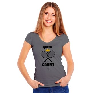 f7f6912017d63 Camiseta Queen of the Court