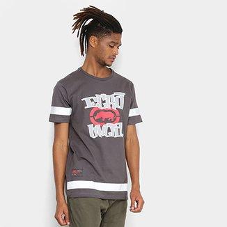 Camiseta Ecko Estampada Masculina 42a917f87b5