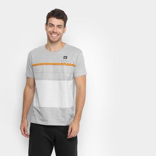 1d7a3d6e820e7 Camiseta Hang Loose Silk Striped Masculina - Compre Agora