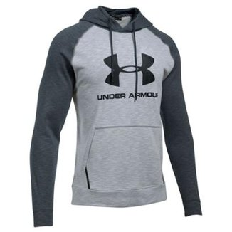 Moletom Under Armour Sportstyle Triblend 1518612fbd4