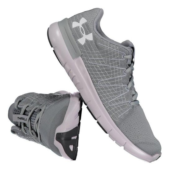 huge selection of e81b0 5ea0f Tênis Under Armour Thrill 3 Masculino - Cinza