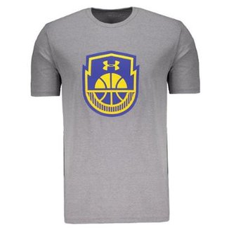 Camiseta Under Armour Basketball Masculina 8645383a4a4b7