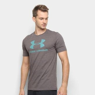 8dec4d54703 Camiseta Under Armour Sportstyle Logo 19 Masculina