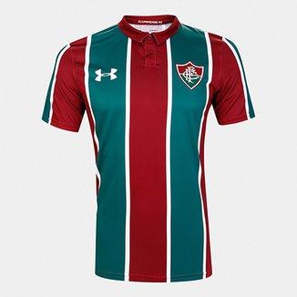 13315f00cb Camisa Fluminense I 19 20 s n° Torcedor Under Armour Masculina