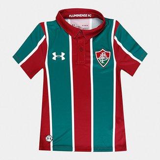 7ca87e81a77 Camisa Fluminense I 19 20 s n° Torcedor Under Armour Masculina