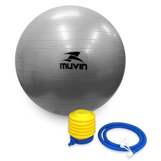 Bola de Pilates - 55cm Muvin BLG-100 - Compre Agora  0037bea6ae465