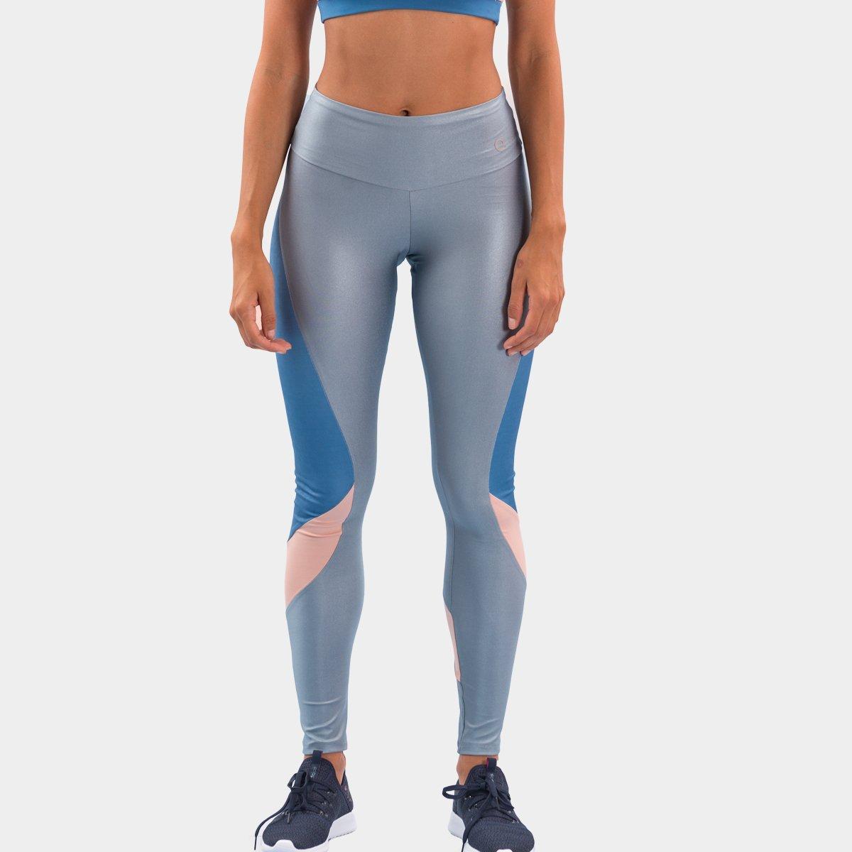 Calça Legging Área Sports Load Feminina - Tam: GG