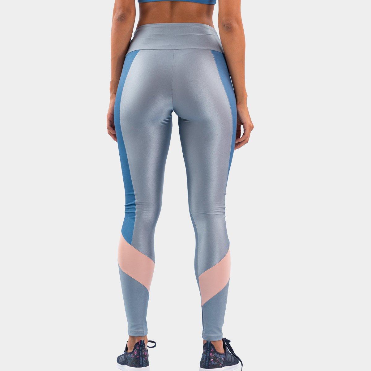 Calça Legging Área Sports Load Feminina - Tam: GG - 1