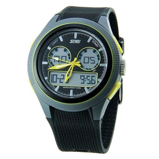 91c664dba9c Relógio Skmei Anadigi 0957 - Compre Agora