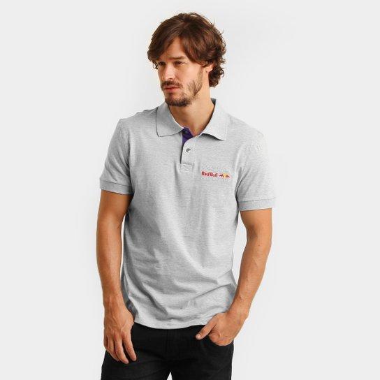 0c98a380571f0 Camisa Polo Red Bull Mini Logo - Compre Agora