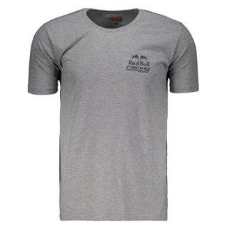 Camisetas Red Bull Masculinas - Melhores Preços  25fd939a007