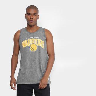 aa9ed58eb1 Regata NBA Golden State Warriors Mitchell   Ness Team Arch Masculina