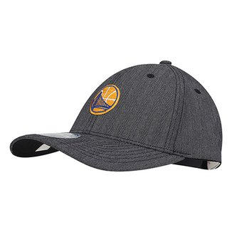 Boné Mitchell & Ness NBA Golden State Warriors Aba Curva