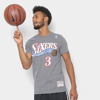 ee210a5b90 Camiseta Mitchell   Ness NBA Scottie Pippen Masculina