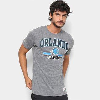 Camisa Mitchell   Ness 3 Pontos Pullover Masculina 167fce5c63c
