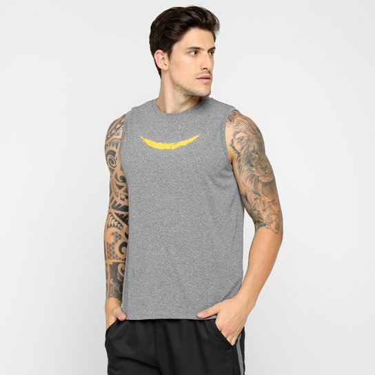 Camiseta Regata Smart Fit Gym Masculina - Compre Agora  dfa1db33d08