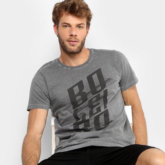 Camiseta GONEW The Winners Masculina - Cinza - Compre Agora  bbd220cb65e
