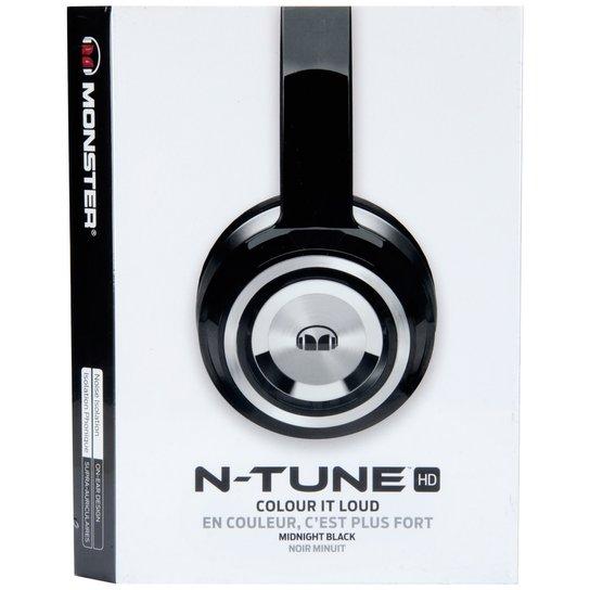 af2b11b386b Fone Monster Ouvido N-Credible N-Tune On Ear Microfone - Compre ...