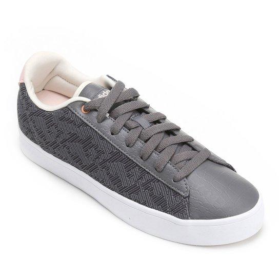 f9e1d99e618 Tênis Adidas Cf Daily Qt Clean W Feminino - Compre Agora