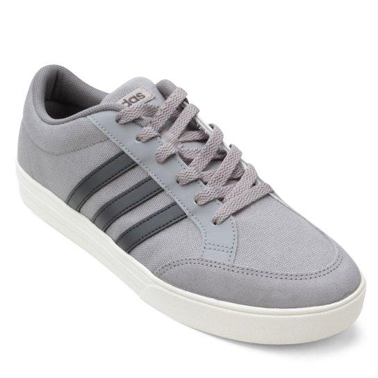 8d7dc8e27c0 Tênis Adidas Vs Set W Feminino - Cinza - Compre Agora