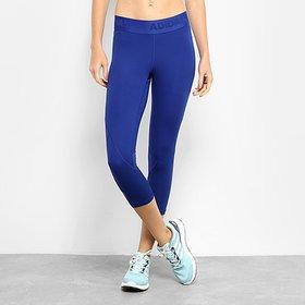Calça Legging Adidas D2M Rr Solid 3 4 Feminina - Compre Agora  552983d3e7e
