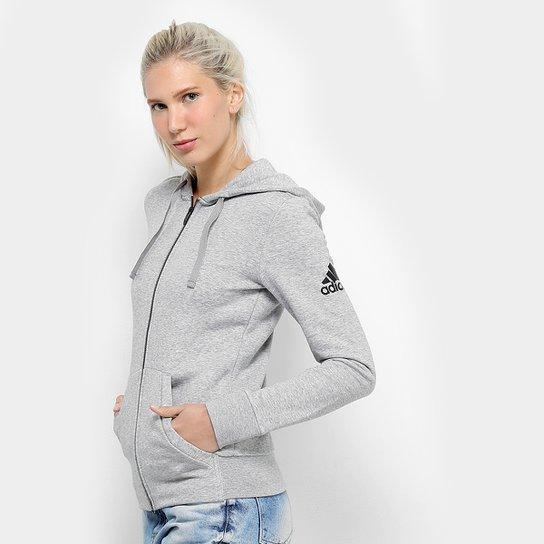 84531577cb0 Jaqueta Adidas Ess Solid Fz Feminina - Compre Agora