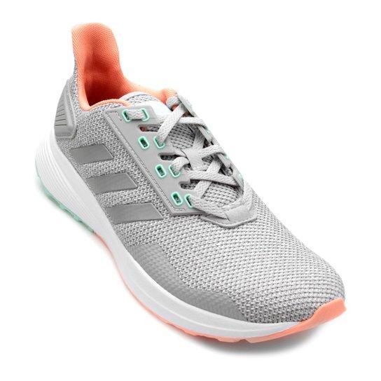 6910c22114 Tênis Adidas Duramo 9 Feminino - Cinza - Compre Agora
