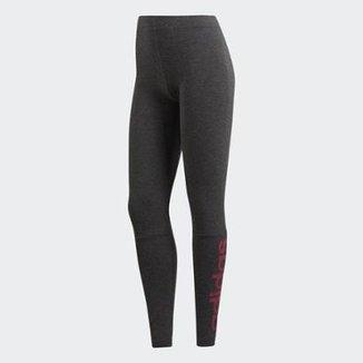 Calça Legging Adidas Essential Linear Feminina 02e4706e184