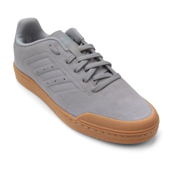 9df52b99d9a Tênis Adidas Retro Court Wild Card Masculino - Cinza - Compre Agora ...