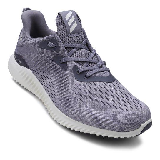 Tênis Adidas Alphabounce Masculino - Cinza - Compre Agora  769d10ab650d6