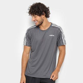 31f19cb70f Camiseta Adidas Mc D2M 3Stripes Masculina