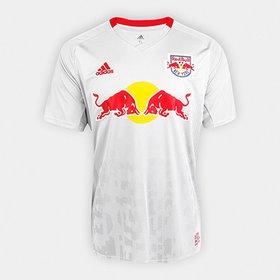 088ec1fd4cb79 Camisa Adidas Red Bull New York Home 15/16 s/nº | Netshoes