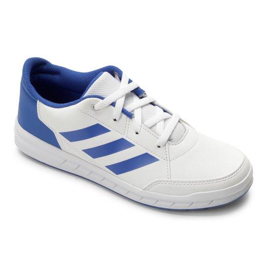 8616811f1 Tênis Infantil Adidas AltaSport Masculino - Azul Royal - Compre ...