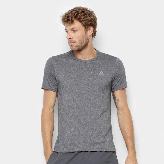 e39f82a03d3 Camiseta Adidas Urban Masculina - Cinza - Compre Agora