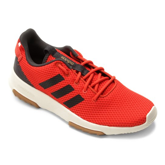 2782850e71 Tênis Adidas CF Racer TR Masculino - Vermelho e Preto - Compre Agora ...