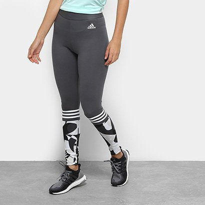 Legging Adidas Sid Tight Aop Feminina