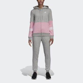 018b1c52f Compre Moletom Adidas Cinza Online   Netshoes
