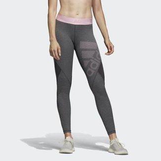 Calça Legging Adidas Alphaskin Sport Longa Feminina be66fc54aff