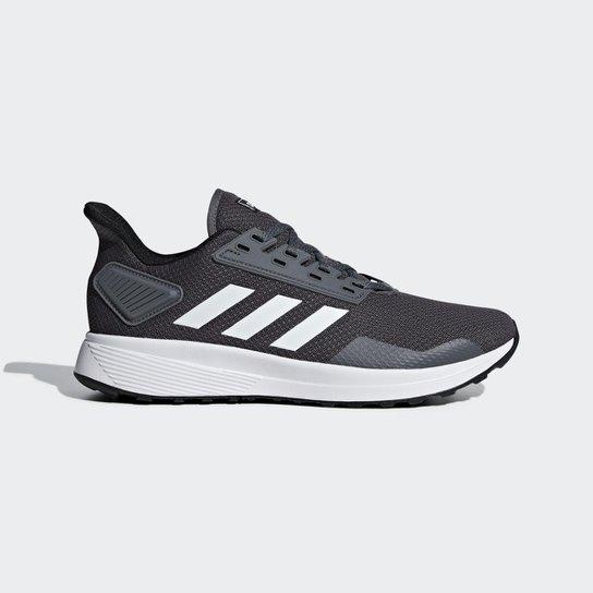e05dc09650 Tênis Adidas Duramo 9 Masculino - Cinza - Compre Agora