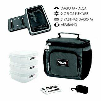 9253de1f4b4 Kit com Bolsa Térmica Fitness Dagg 1
