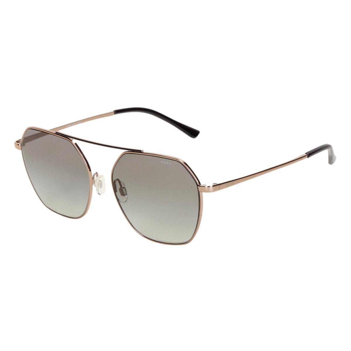 Óculos de Sol Grazi Degradê Feminino
