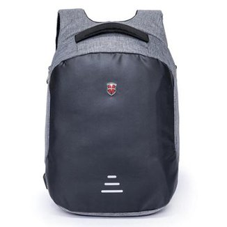 Mochila Oh My Bag swissport Antifurto