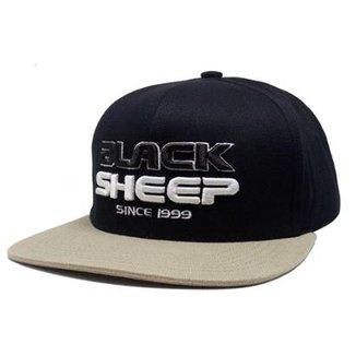 9293b21e0d6ed Boné Black Sheep 92