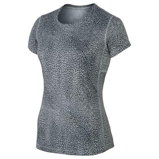 6c45cce6af Camiseta Nike Crackle Miler Crew - Compre Agora