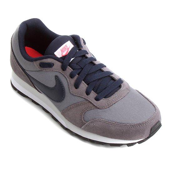 5a4caca9e4 Tênis Nike Md Runner 2 Masculino - Cinza - Compre Agora